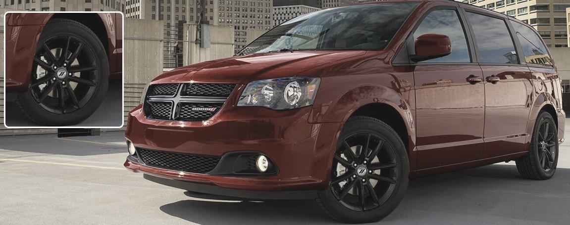 2020 Dodge Grand Caravan - Models and Prices