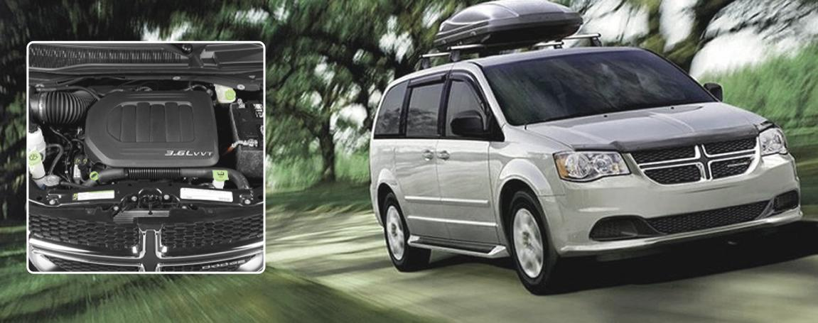 2020 Dodge Grand Caravan - Performance